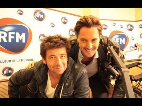 Patrick Bruel - Interview VIP RFM par Vincent Cerutti