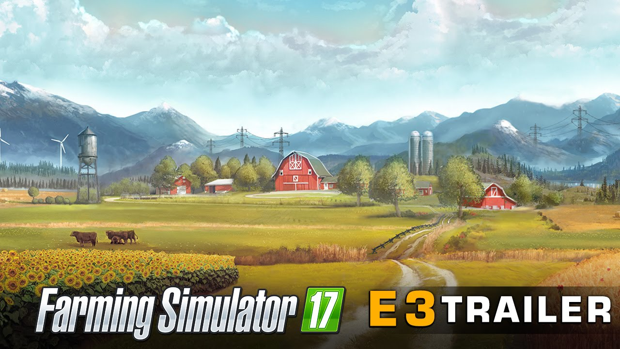 Farming Simulator 17 for Xbox One will arrive with mod support