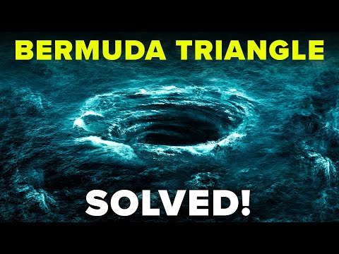 Scientist Solves the Mystery of the Bermuda Triangle