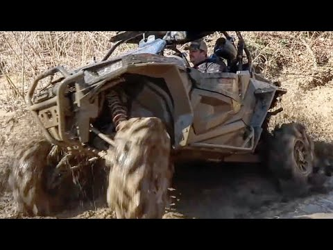 Highlifter Rzr 1000 is EATING!