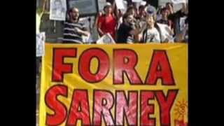 A música Piada do Dia: Tributo a José Sarney