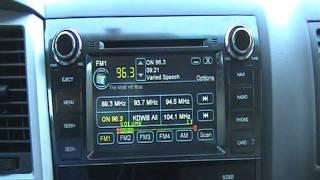 Toyota Tundra / Sequoia Aftermarket Navigation