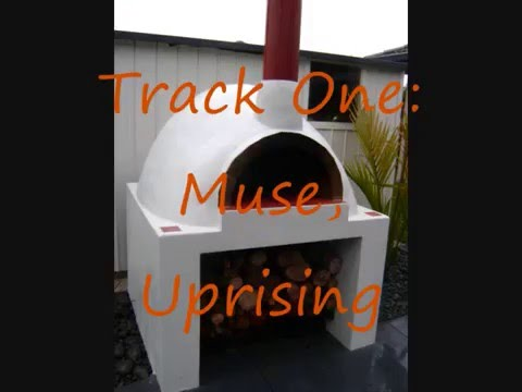 Diy Wood Fired Pizza Oven Construction New Zealand Youtube