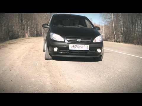 Hyundai Getz :Demonstration Test