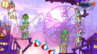 Angry Birds 2/битва кланов/22.09.2018 попытка номер 2