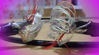 Как удлинить HDMI кабель своими руками от компьютера к телевизору