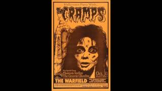 The Cramps - I Walked All Night LIVE! (Halloween 1996)