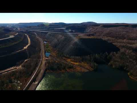 Tilden Mine Negaunee (906 Dronography)