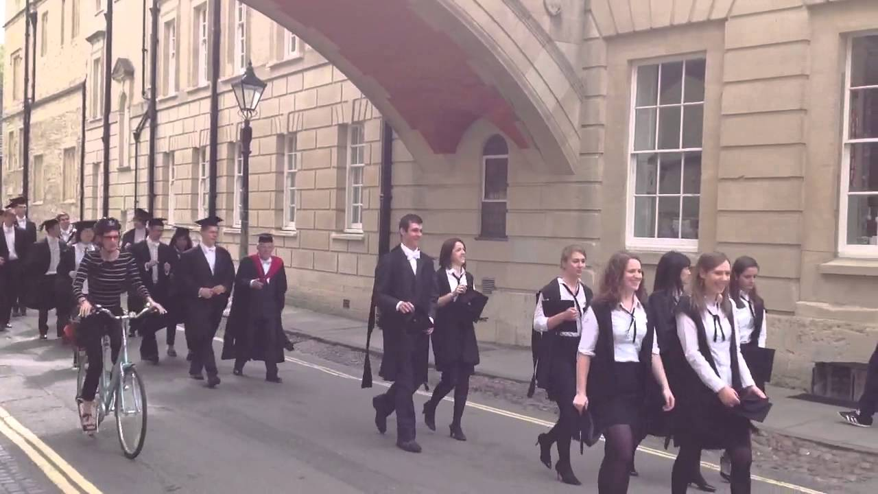how to go to oxford uni