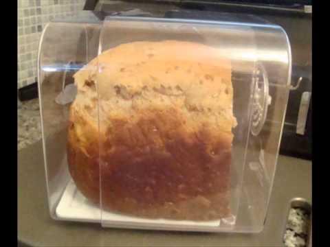 ... Progressive International Adjule Bread Keeper Plastic Bread Keeper Bread  Storage Box ...