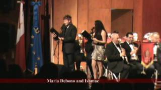MALTA-Qormi: George Cross Overture by Anici Band Club (Concert Part 3 of 3)