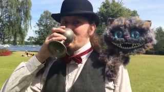 Alice in wonderland teaparty! Thumbnail