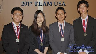 International Biology Olympiad (IBO) - 2017 Team USA
