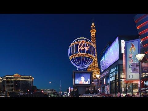 Welcome to Las Vegas    Travel Video    Nikon D750