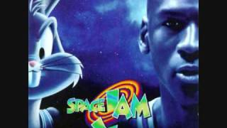 music of space jam (remix )