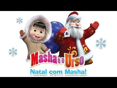 Masha e o Urso – Natal de Masha! Inverno episódios compilação nova 2016