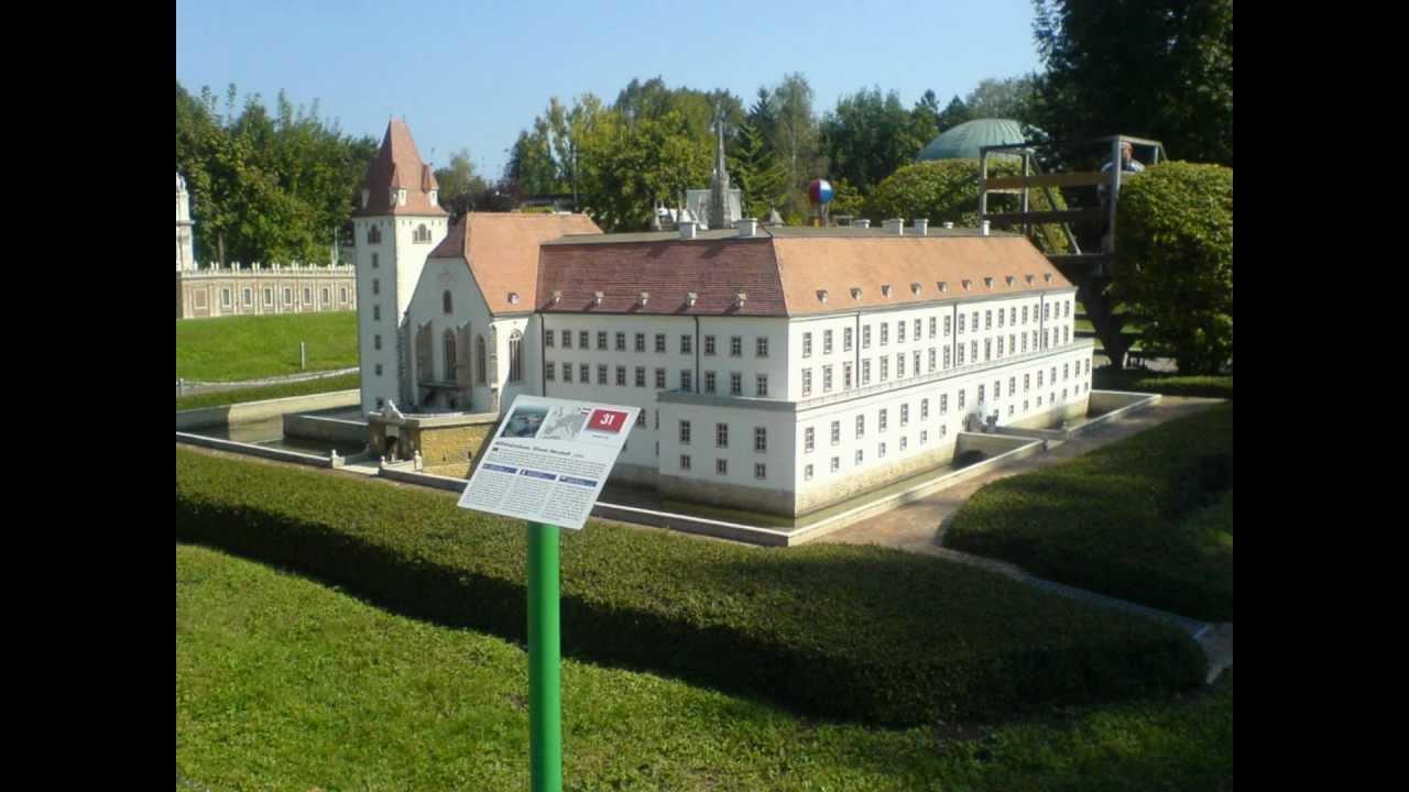 Minimundus  Klg, Militärakademie Wr Neustadt  YouTube