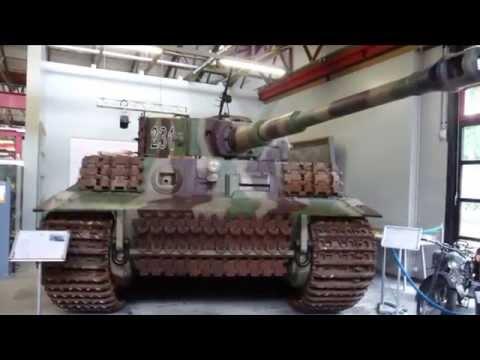 Hamilkar´s Summer Tour: Panzermuseum Munster
