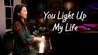 You Light Up My Life - Piano Cover by Sangah Noona видео
