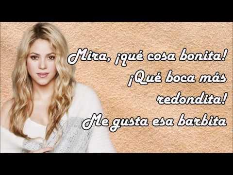 Shakira Me Enamoré Letra