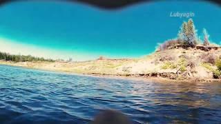 Подводный мир Волга