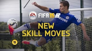 FIFA 15 - New Skill Moves - Featuring Eden Hazard