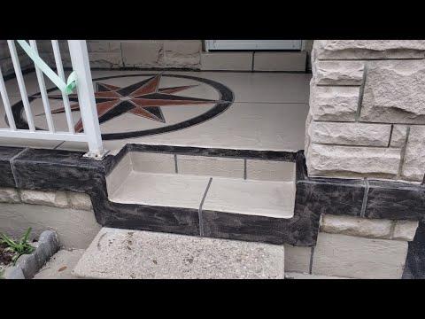 hqdefault - Amazing Creativity Construction Design, Decorative Concrete Resurface Overlay, Daja Construction 💯👍 - Concrete Floor Pros