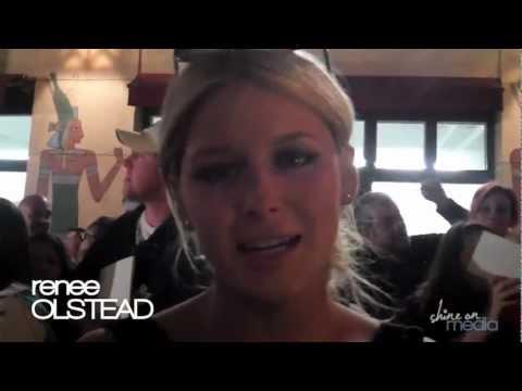 Renee Olstead Interview - Beneath the Darkness Premiere