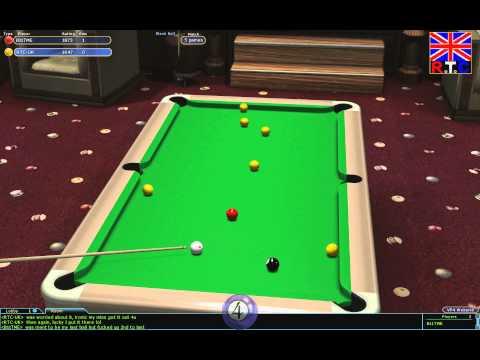 Virtual Pool 4 Online RTC UK V B11TME