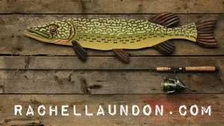 Fish Collection By Rachel Laundon | Vermont Artist