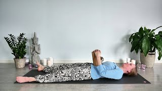 30 Minutes Breathing: Releasing The Diaphragm