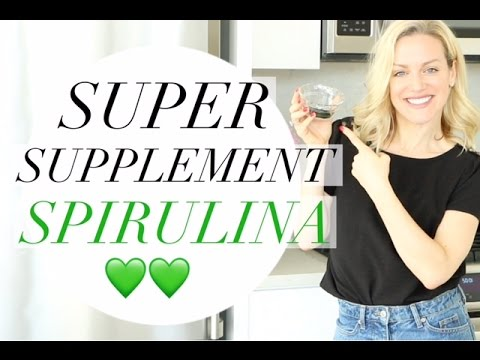 SUPERFOOD SUPPLEMENT: SPIRULINA | TRACY CAMPOLI | BENEFITS OF SPIRULINA