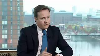 David Cameron DECEPTION AND LIES