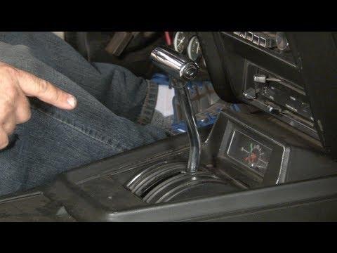 2013 Camaro Radio Wiring Diagram Mustang Automatic Shifter Rebuild Kit 1969 1973