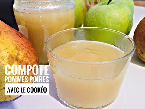 compote-pommes-poires-express-avec-le-cookéo