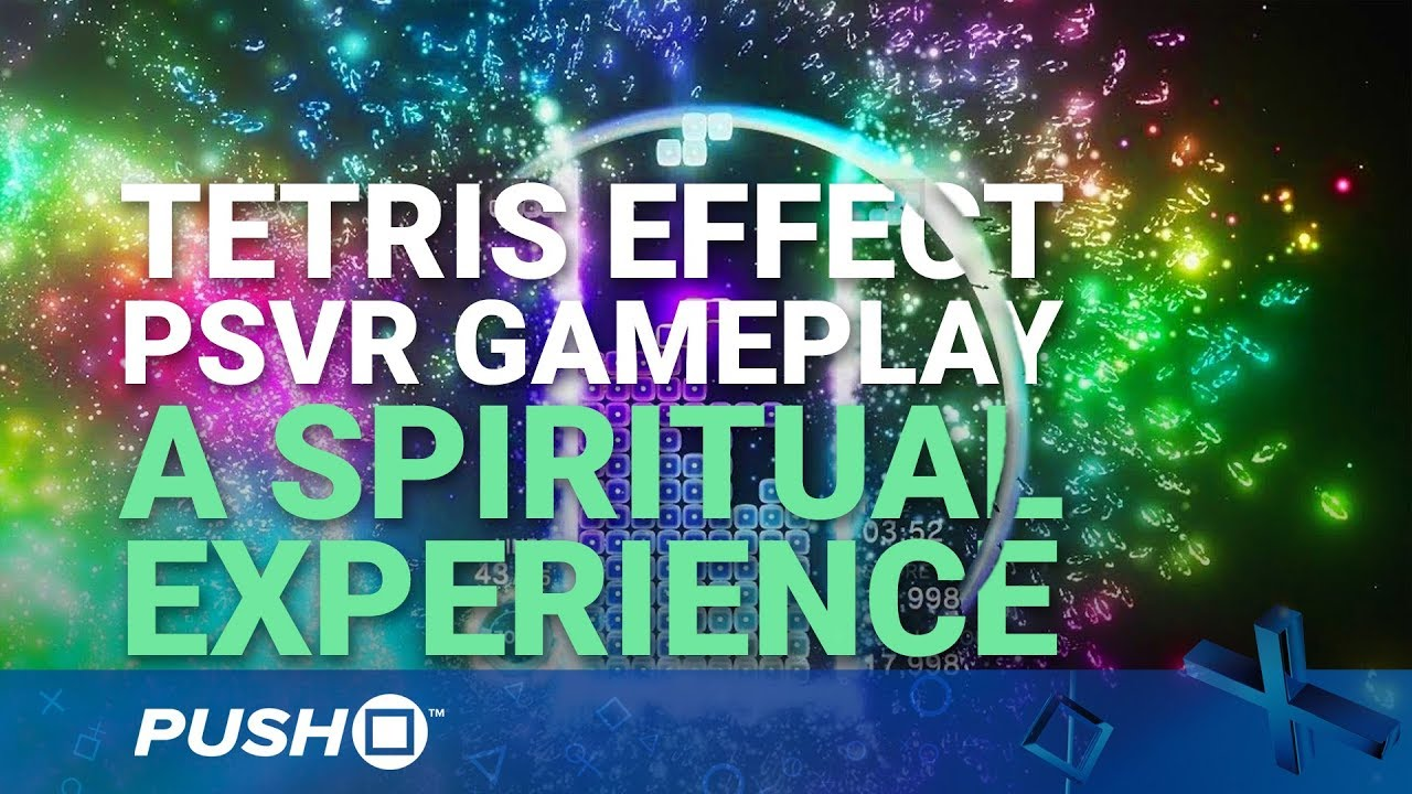 Hands On: Tetris Effect Is a Borderline Spiritual Experience with
