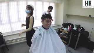 【Hair Recovery復原法】香港假髮專門店 - 風格大改變 ! (快鏡足本版)