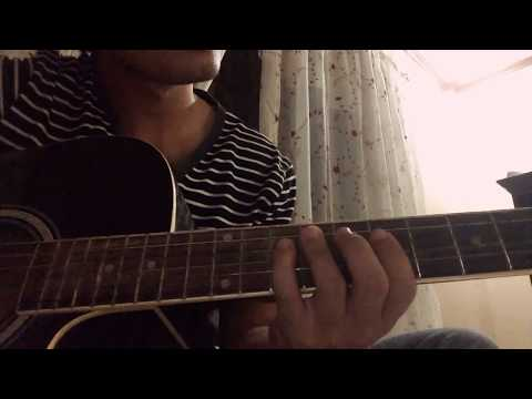 Sarah Geronimo - Anak guitar tutorial intro part 1 with tabs