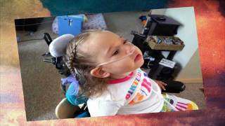 In loving memory of Anaya - Krabbe Leukodystrophy awareness