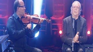 """El cantaor El Lebrijano y el violisnista Faiçal: """"Dame la libertad"""""""