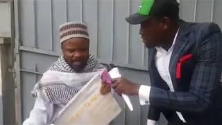 ALHAJI MUSA THE PROTESTER (Nedu Wazobia Fm)