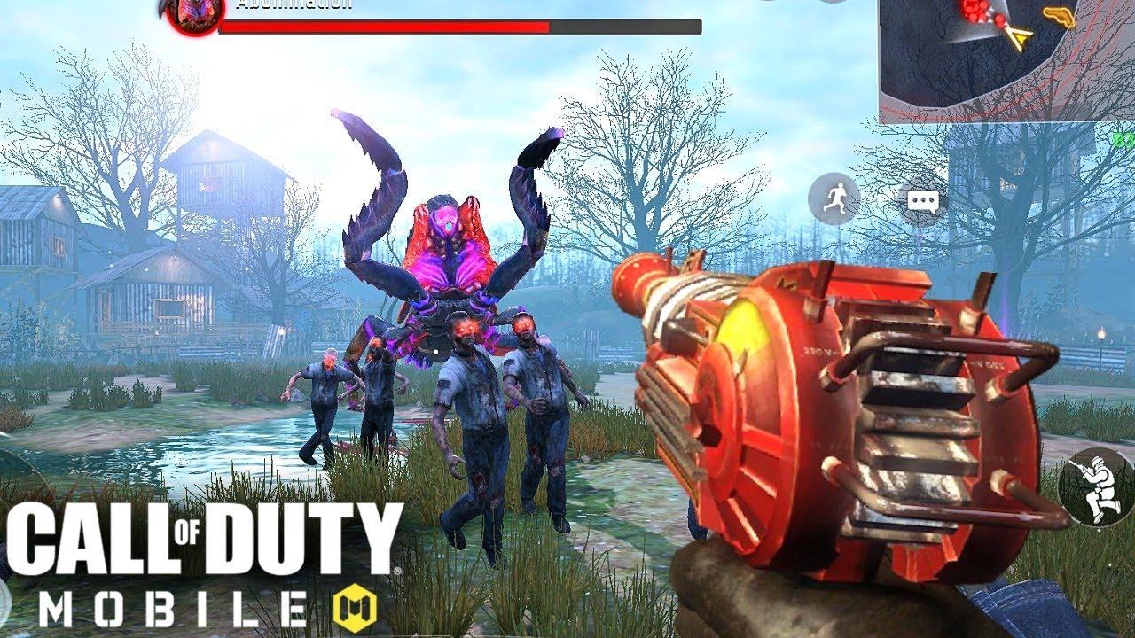 Resultado de imagem para call of duty mobile zombies