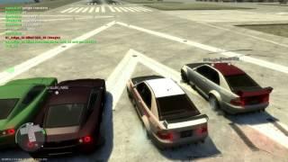 Видеообзор GTA 4 с MrSergik+Установка мультиплеера