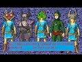 Zelda Breath of the Wild DLC 1 alle neuen Schätze + Fundorte