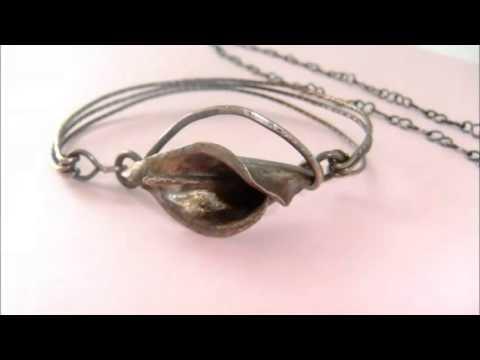 Mittelalter Schmuck - Handgefertigter Schmuck - Wire Jewelry ...