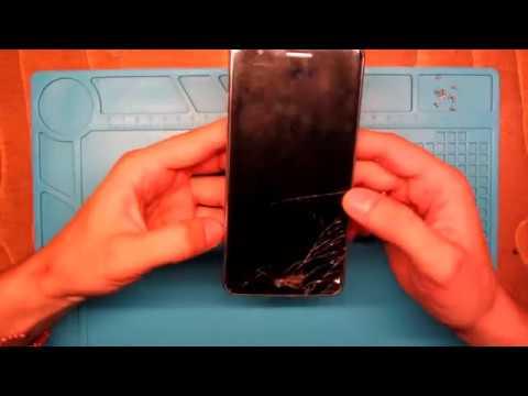 Замена Экрана LG K8 (2017) LG-M200n / Display Replacement