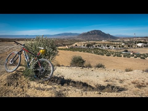 Trans Andalusia by MTB