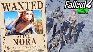 Bounties Mod... Fallout 4 Most wanted - Bounties For You