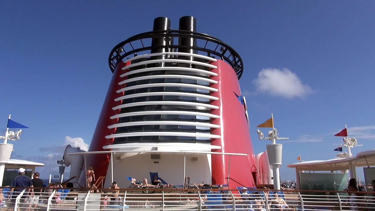 Disney Cruise Line Fantasy Sounds All Ships Horns Including - Is disney building a new cruise ship