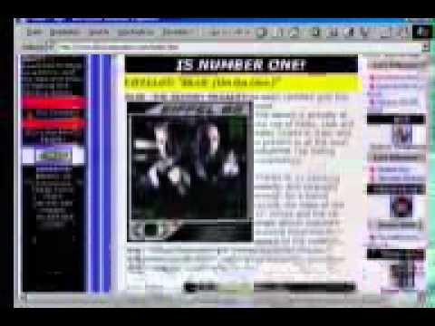 Eiffel 65 - Interview (Live @ NBC GIGA 30.07.99) Part 1
